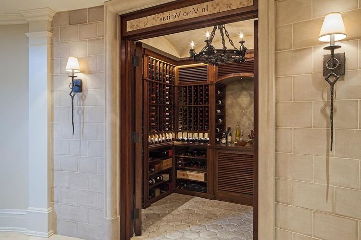 wine cellar arch traditional with nook purpose decanters
