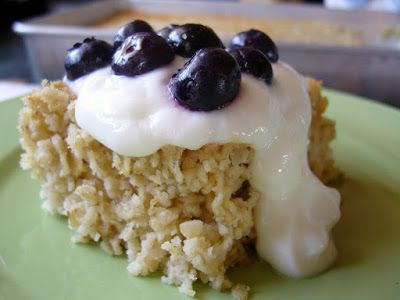 Mennonite Girls Can Cook: Baked Oatmeal