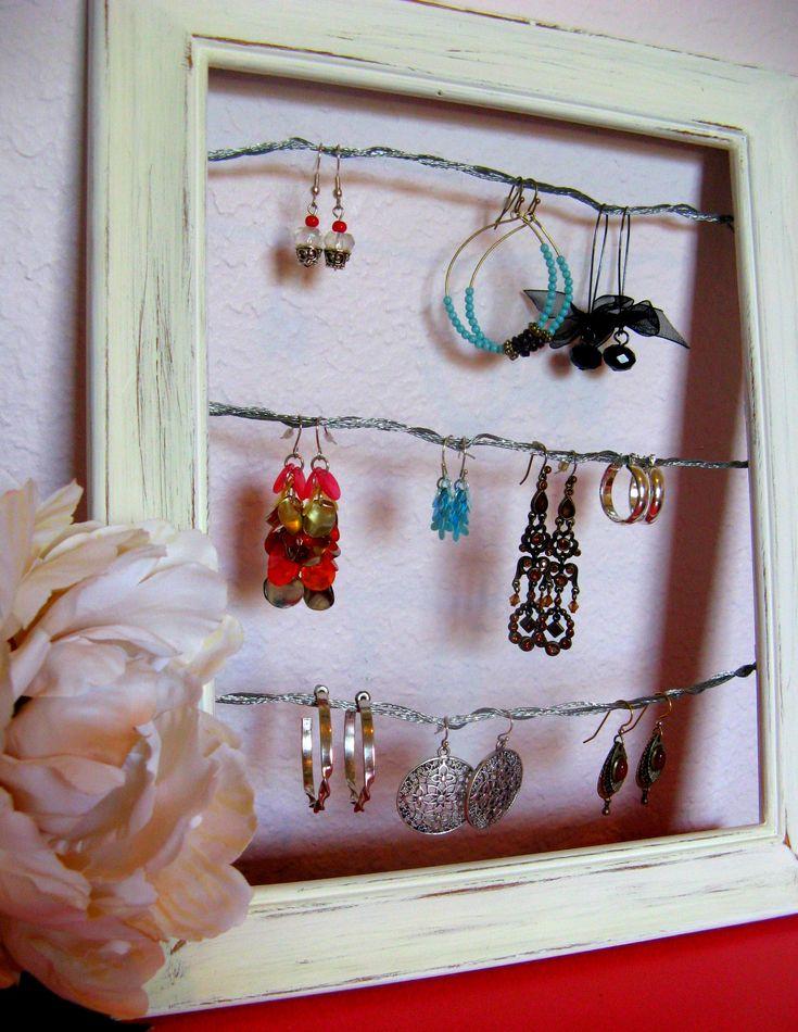 Vesper earring craft