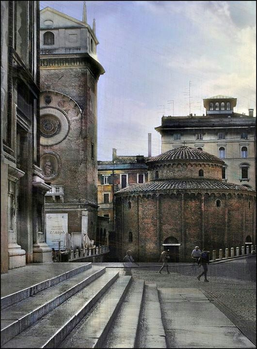 Mantova, Italy #gardaconcierge
