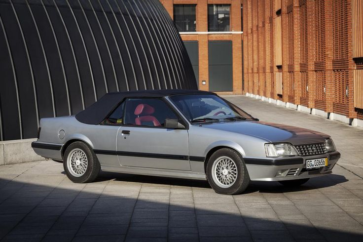 1985 Opel Monza Convertible by Keinath
