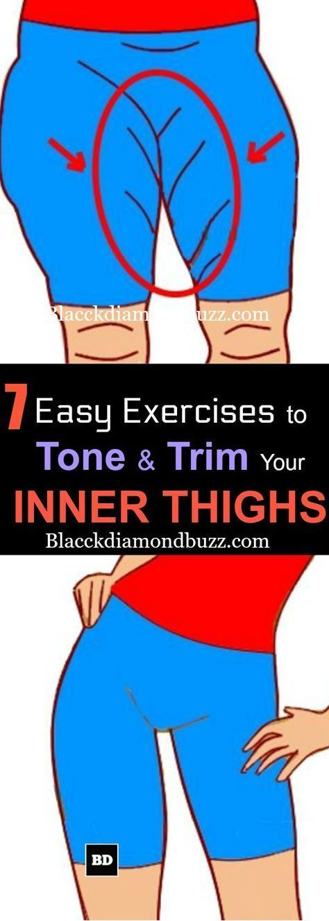 INNER THIGHS WOTRKOUTS- Easy Exercises to Tone and Trim Your INNER THIGHS Fat Fast at Home.These Inner thigh workouts work for both women and men.