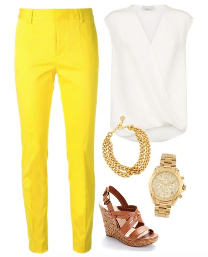 Summer cookout outfit #chicgalleria