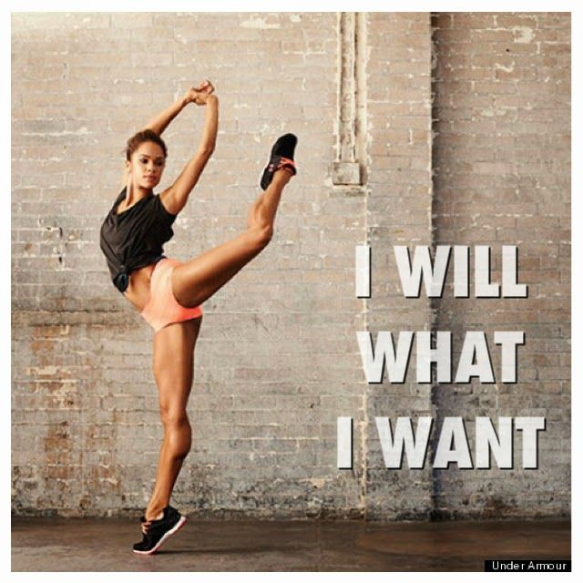 She makes me want to settle down and have some lil hittas..! #MistyCopeland #inspire