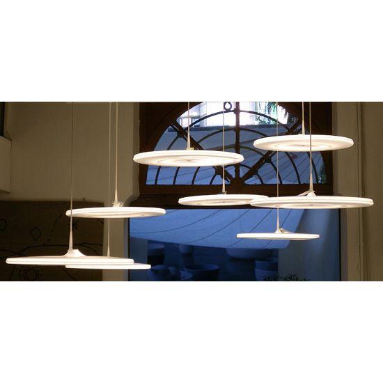 Tip LED Deckenleuchte [Durchmesser 60 cm] - Kera Interior - Tapio Anttila
