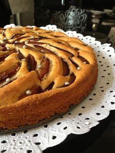 Bu kekin tarifi sevgili arkadaşım Havva'ya ait. Aslında onda yediğim şeftaliliydi. Ben de keki şeftalili kek olarak not etmiştim.Ancak e...