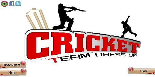Cricket Team DressUp is a simple dress-up game with some knowledge based puzzles related to cricket.<p>In the game, you will have to choose your player and after that, you will find a list of teams available. You will be required to choose a team of your choice and then you will have to dress-up the character appropriately from the top to bottom of the player, like from shoes to helmet.<p>You will have to select the correctly matching dresses and all other accessories according to the team…