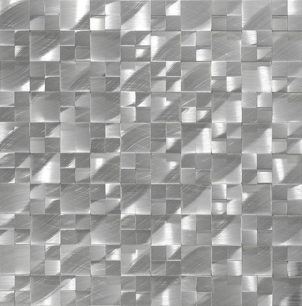 Sample Stainless Steel Insert Marble Stone Beige Mosaic: 79 Best Images About Aluminum Mosaic Tiles On Pinterest