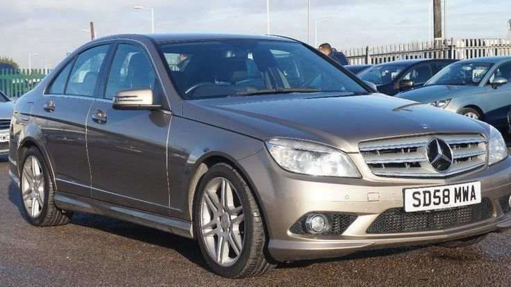 2008 Mercedes-Benz C Class 2.1 C220 CDI Sport 4dr #Used #Mercedes #For #Sale #Essex