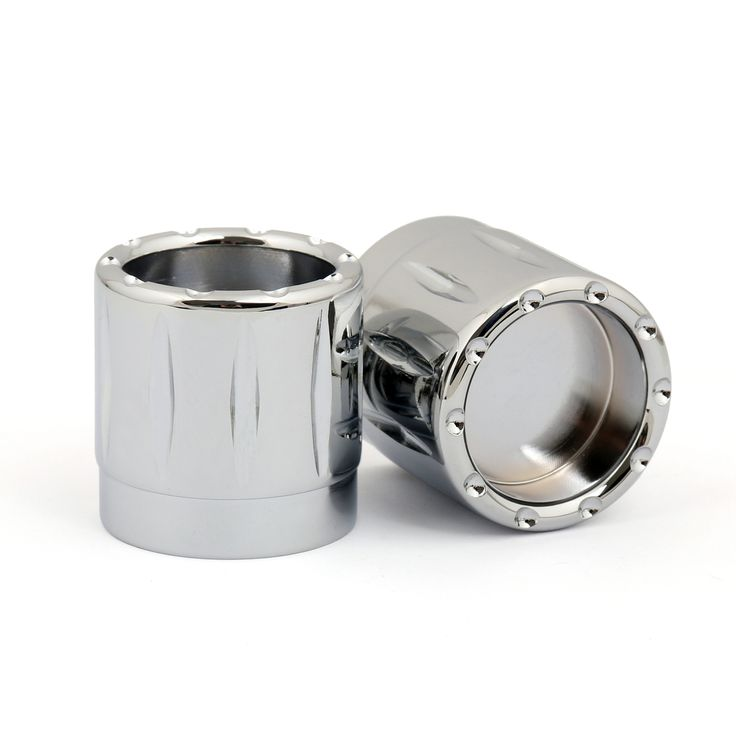 Mad Hornets - Deep Edge Cut Front Axle Nut Cover Universal Harley Dyna Electra Glide FLHX, Chrome, $23.99 (http://www.madhornets.com/deep-edge-cut-front-axle-nut-cover-universal-harley-dyna-electra-glide-flhx-chrome/)
