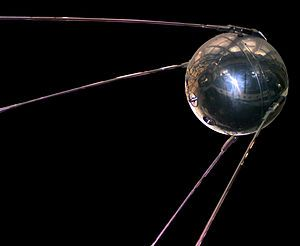 Sputnik 1 - Wikipedia, the free encyclopedia