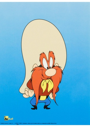 Growing up on Looney Tunes cartoons, I can describe my personality as being part Bugs Bunny and part Yosemite Sam.  cdx