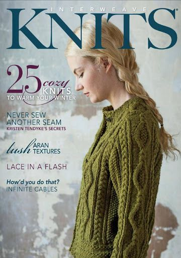 Interweave Knits Winter 2012 - Светлана Балкова - Picasa Web Albums