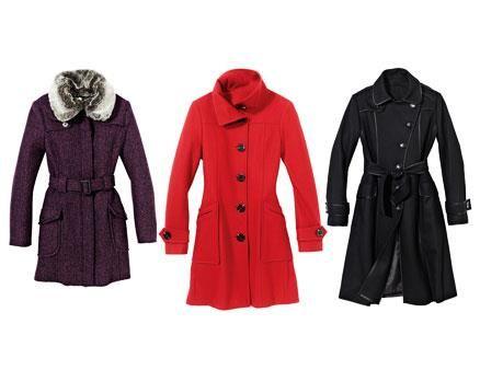 Модные пальто для невысоких женщин