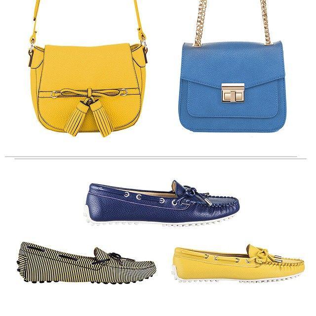 Ipekyol'da renkli loafer ve çanta dünyası... #ipekyol #ipekyoldanyazışıltısı