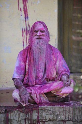 Uttar Pradesh Holi Festival