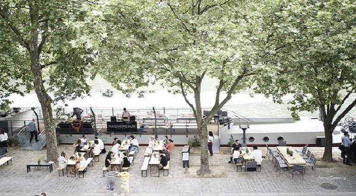 Mackerel: the new sea food ephemeral bar in Paris