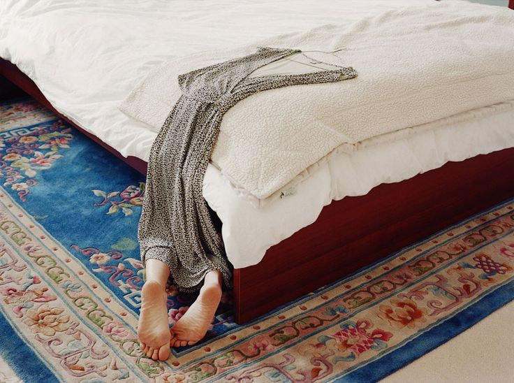 """""""Hiding Under my Mother's Dress,"""" 2011: Lee Materazzi"""