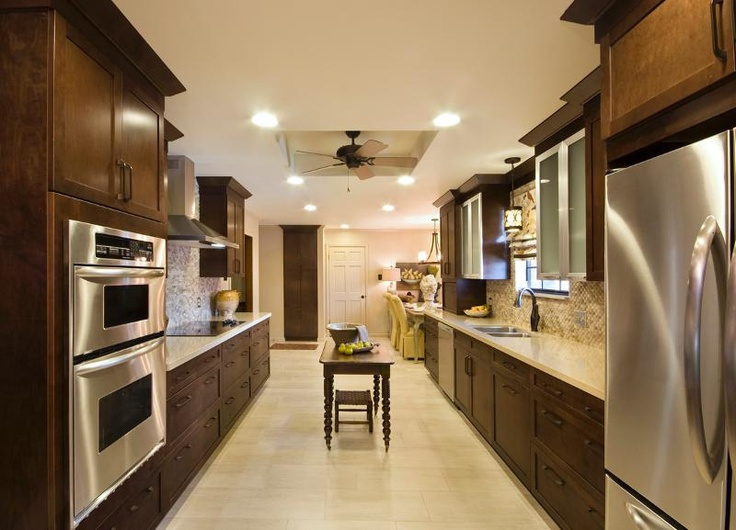 Amazing transformation! Kitchen remodel by Acadian House