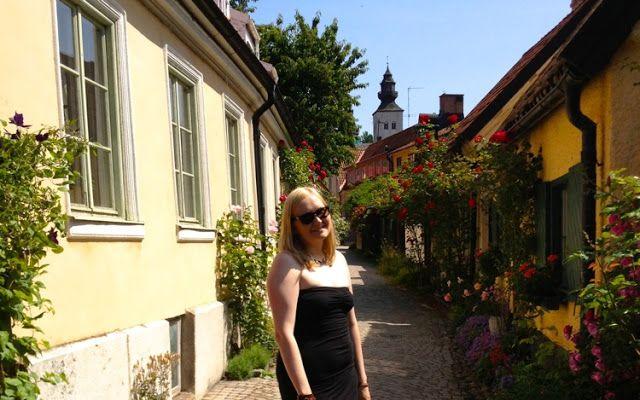 #Visby #Gotland #Sweden