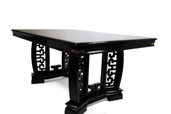 Asian Dining Table