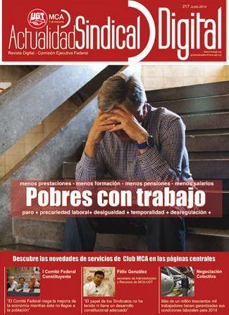 Actualidad Sindical Semanal 217 http://asp-es.secure-zone.net/v2/index.jsp?id=66/1459/25210&lng=es