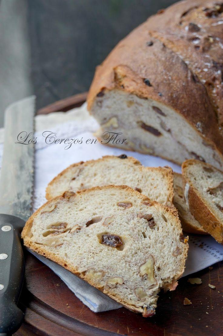 La primera receta de pan del año tenía que ser muy especial, y ésta, es lo mejor de lo mejor. Bueno, ahora no me vale que salga gen...