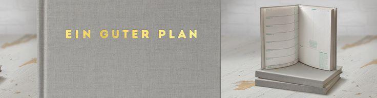 Ein guter Plan ist Terminkalender, Lebensplaner und Sachbuch. So richtig offline, aus Leinen und Papier.Der Terminkalender erfasst Verabredungen und To-Dos.Der Lebensplaner hilft dir rauszufinden, was du wirklich willst.Und die Sachtexte erweitern de...