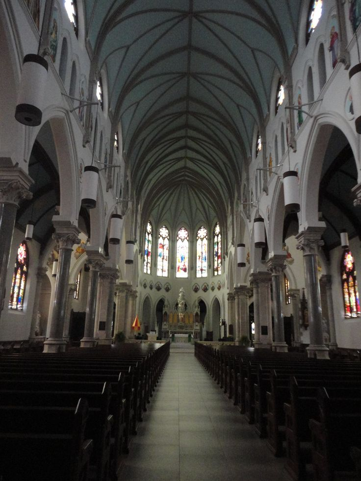 Church of Our Lady Immaculate (1926) in Guelph, Ontario, Canada...my personal pictures..love this place!