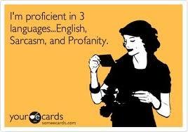 These are my language skills. :-)