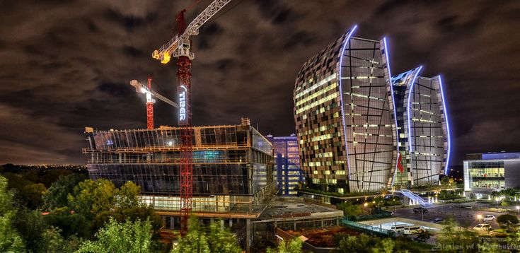 Norton Rose Building and construction by alexiusvanderwesthuizen