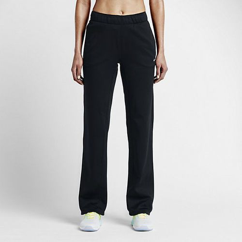 Nike Women's All Time Therma Training Pants Black size XLarge