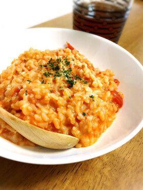 簡単☆トマト缶でトマトリゾット by ぶーちゃん☆ママ [クックパッド] 簡単おいしいみんなのレシピが271万品