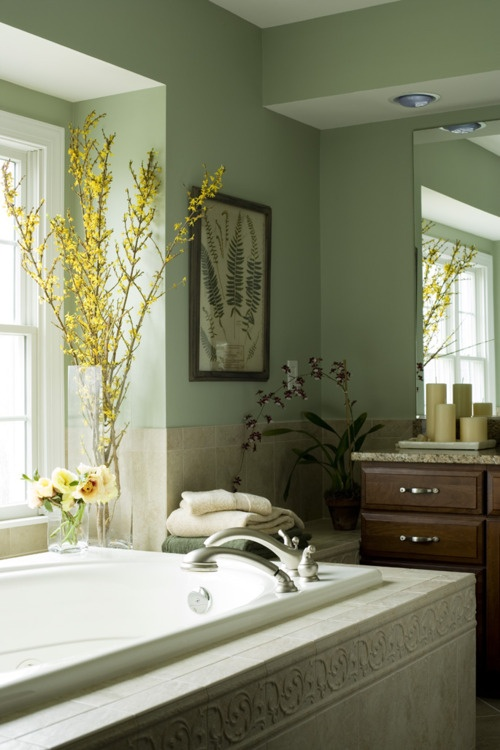 benjamin moore paint color urban nature white dove and carrington beige a pale pretty green bathroom