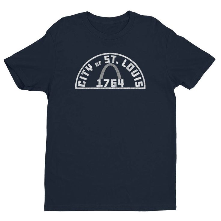 City Of St. Louis, Missouri STL Arch Short sleeve men's t-shirt by DontHateTheShirt on Etsy https://www.etsy.com/listing/557715973/city-of-st-louis-missouri-stl-arch-short