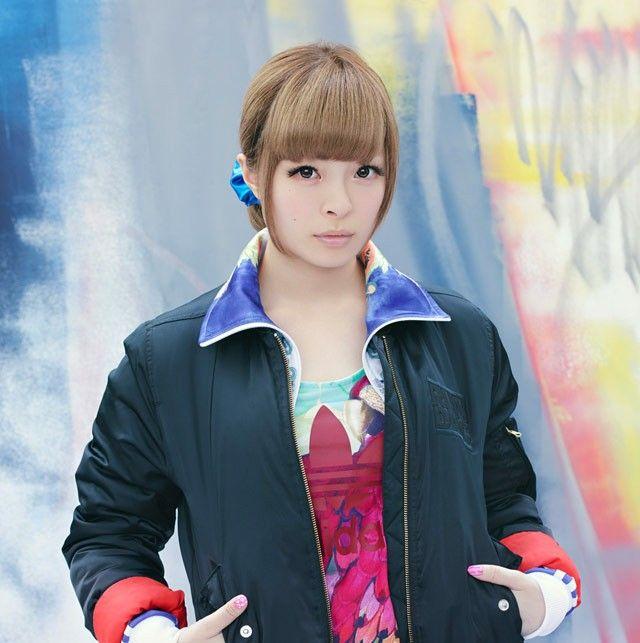Kyarypamyupamyu #Jpop #Fashion #Adidas
