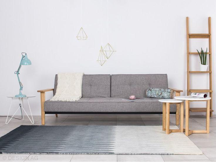 Dywan Acacia Szary 140x200 cm — Dywany Linie Design — sfmeble.pl