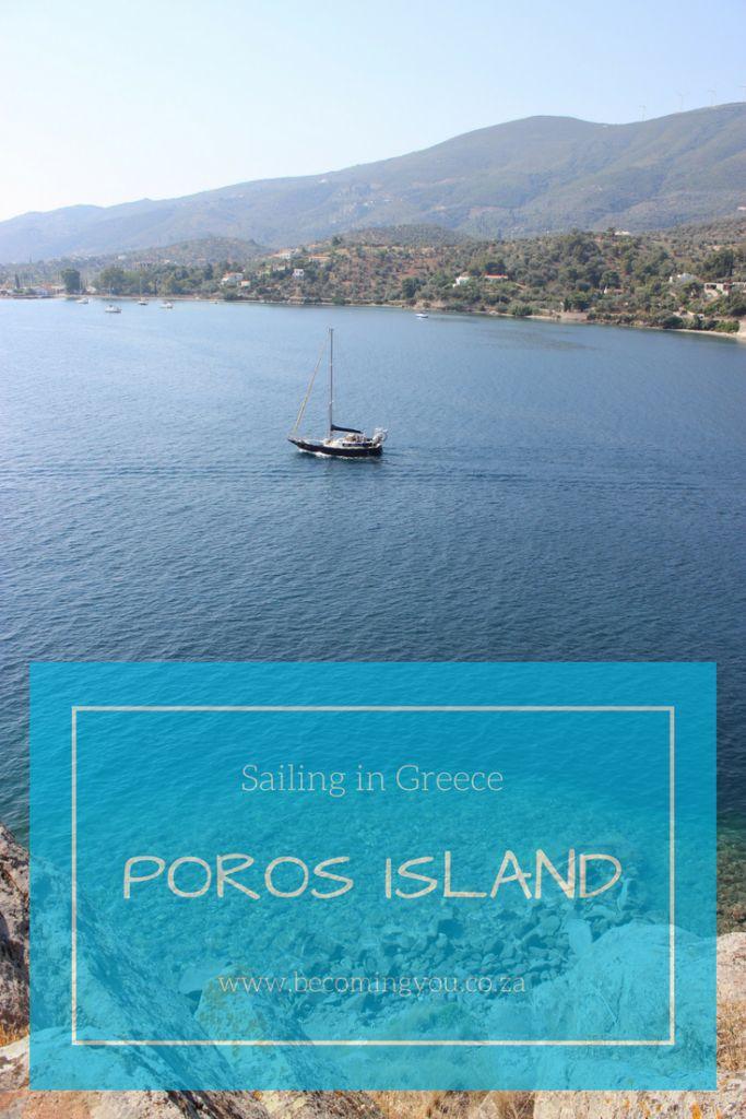 Going Greek: Poros Island