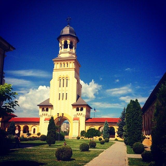 travel agency - www.turistclub.ro  At Alba Iulia. #roundtripromania #travel