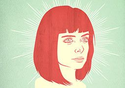 Illustrated Portraits by Aaron Scamihorn