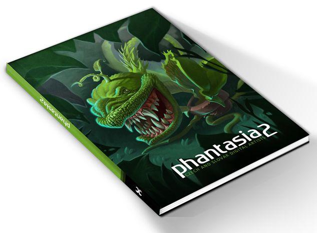 Domáci grafický dizajn: Nadupaný zborník Phantasia 2 je tu! - http://detepe.sk/domaci-graficky-dizajn-nadupany-zbornik-phantasia-2/