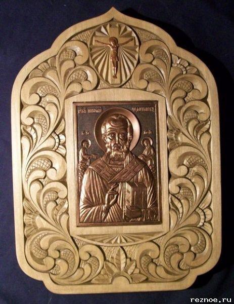 Абрамцево-Кудринская резьба-Abramtzevo-Kudrinskaya Carving