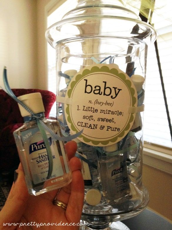 how to throw a baby shower on a budget