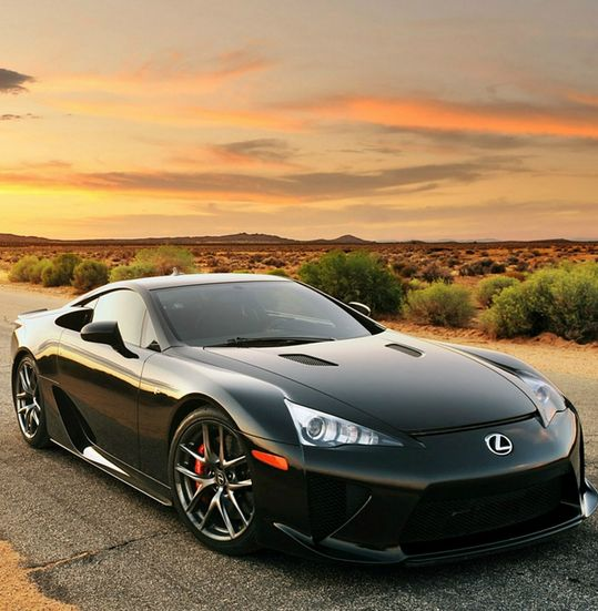"Lexus Sport Sedan: Top Gear's Jezza Clarkson Once Described The LFA As ""The"