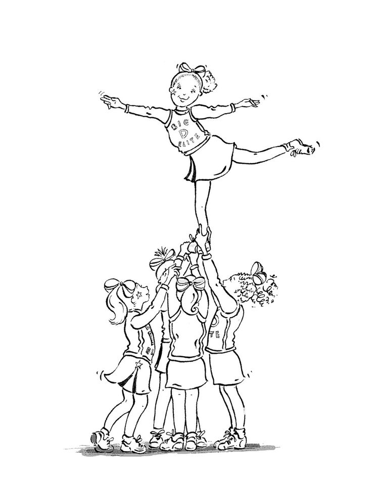 9 best Cheerleaders images on Pinterest | Schuldenkonsolidierung ...