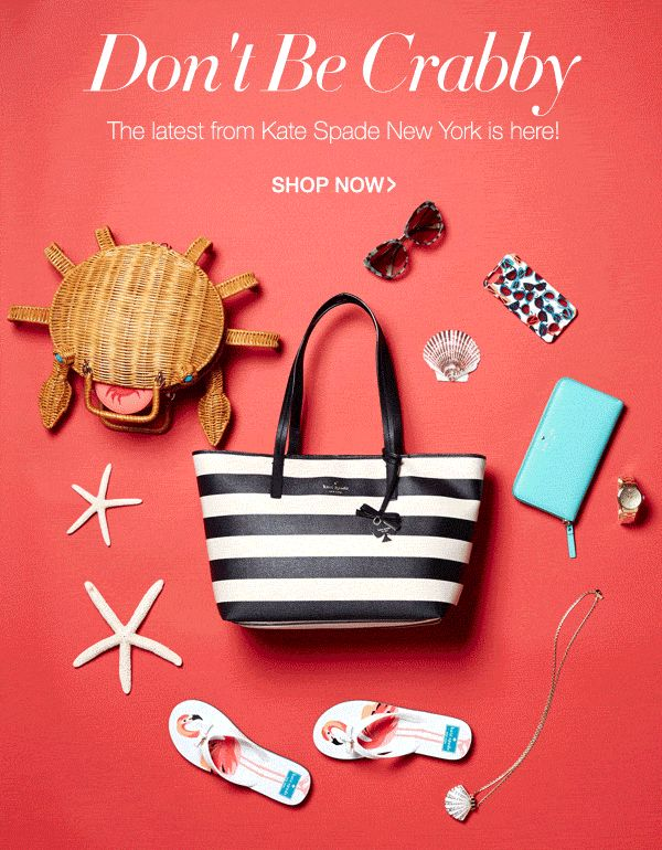 http://www.fashiontrendstoday.com/category/kate-spade/ Brands Who've Nailed The Animated Email — Style-Architects