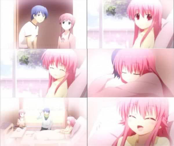 Hinata / Yui  This is beautiful  | anime | Anime angel