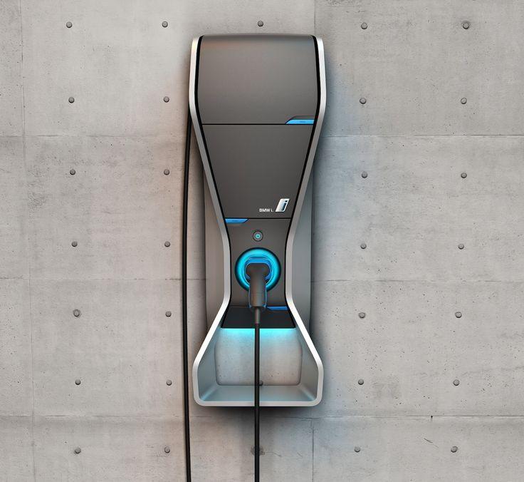 BMW i Wallbox Charger
