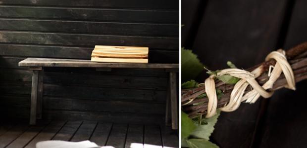 musta sauna, sauna