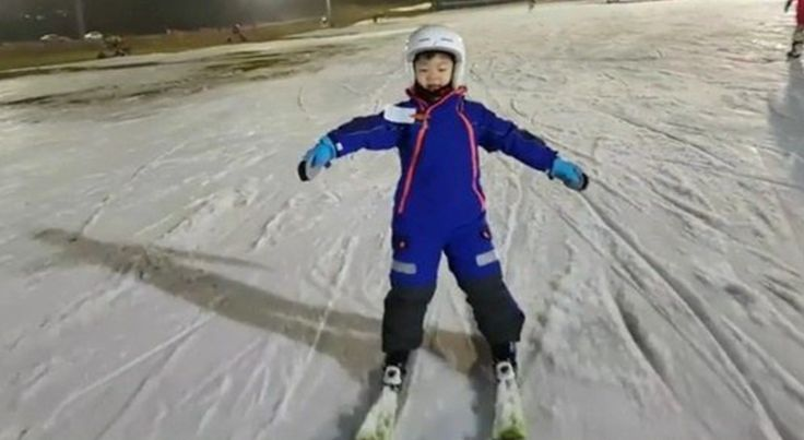 Manse Dominates the Ski Slopes In New Video By Song Il-gook